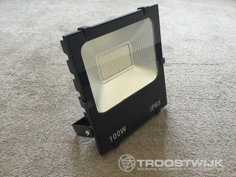 100W PHILIPS CHIPS LED-Scheinwerfer; Tageslicht; 10000 lm