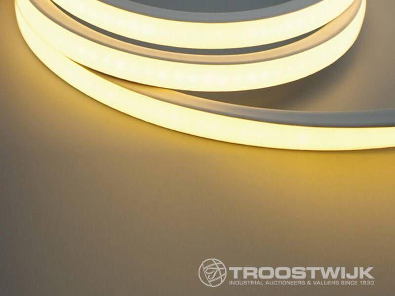 100m neonflex wasserdichte LED-Streifen warmweiß