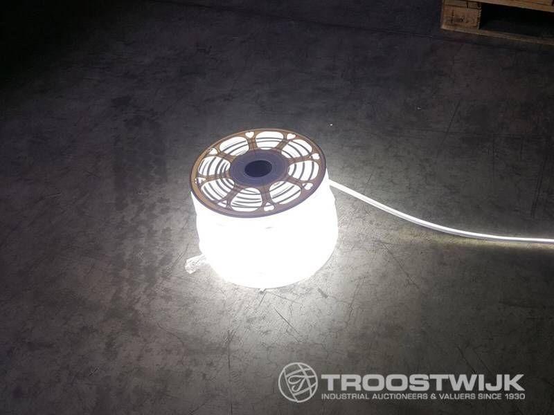 100m neonflex wasserdichte LED-Streifen weiß