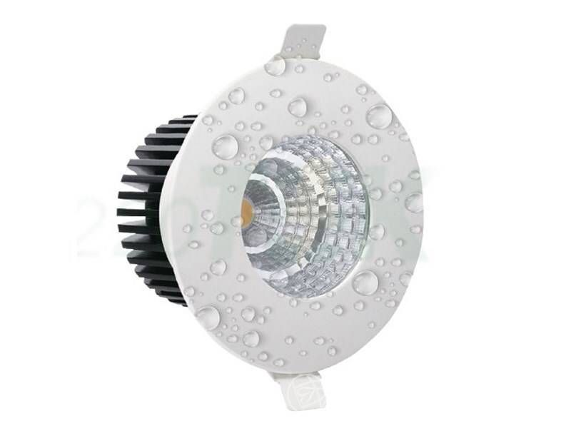 Wasserdichte 6W LED-Einbaustelle; weiße runde; neutralweiß