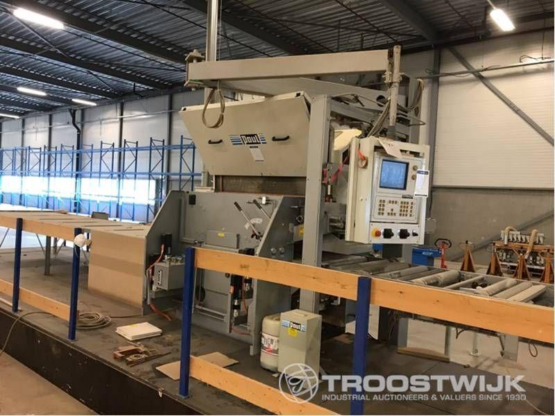 CNC-Mehrblattsägemaschine