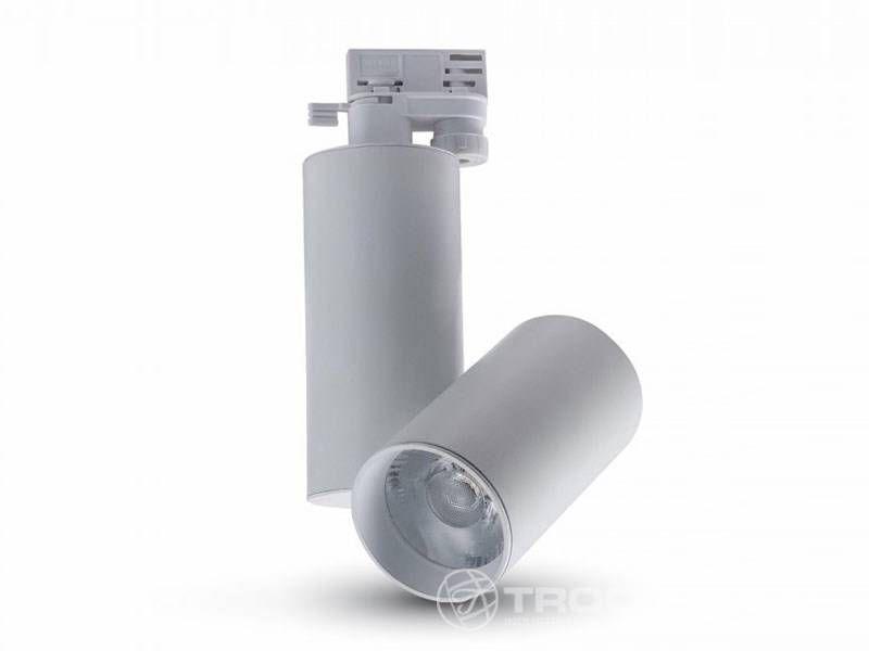 30W LED-Schienenleuchten; neutrales Weiß; 2700 lm