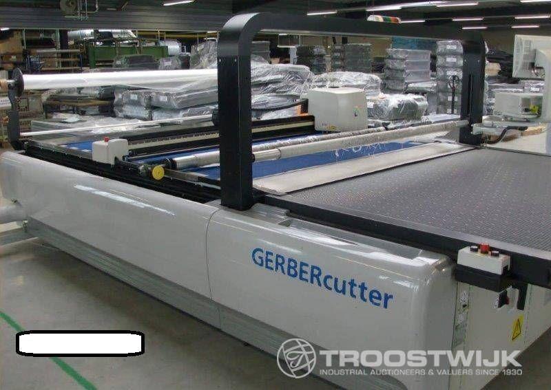 CNC Stoff- / Lederschneidemaschine