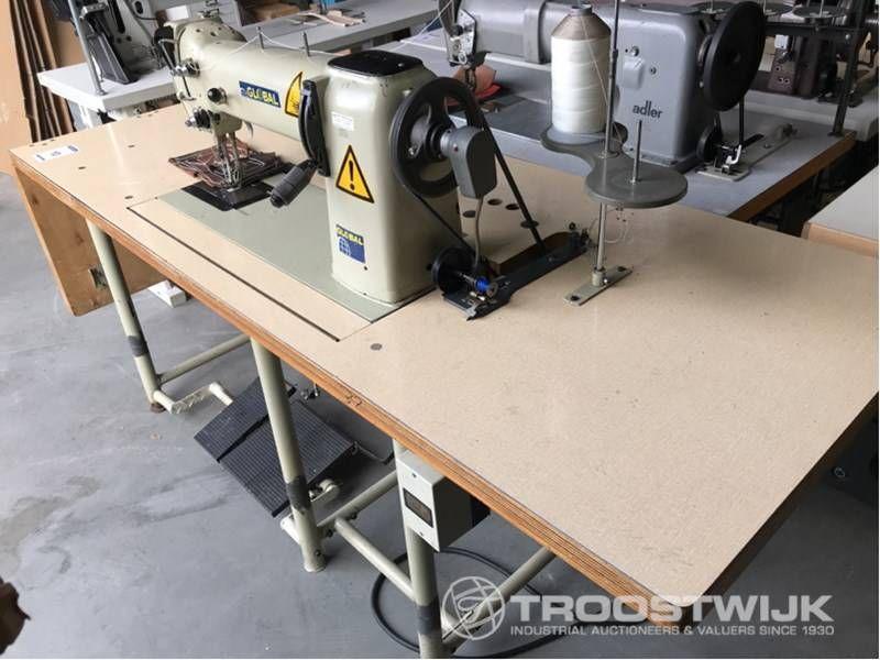 3-Wege-Langarm-Ledernähmaschine