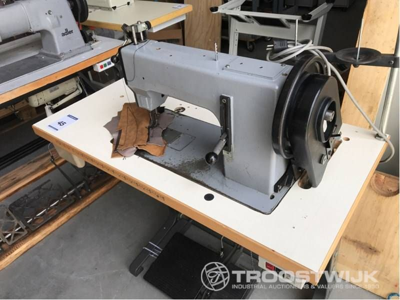 3-Wege-Ledernähmaschine