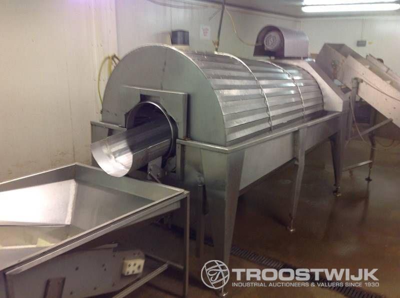 Fischwaschmaschine