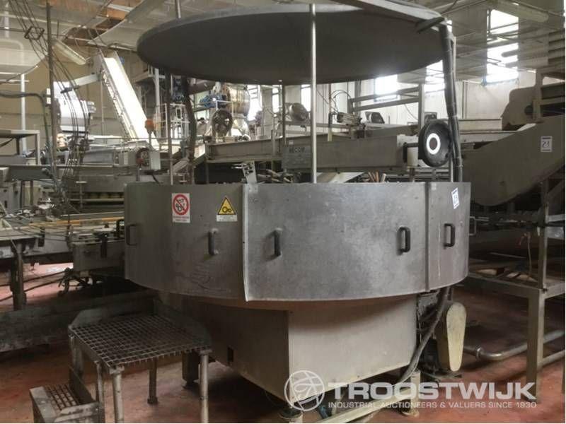 Teleskop-Füllmaschine