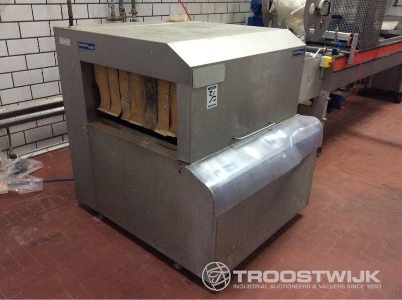 Pasteurisiermaschine für Wasserkocher aus Edelstahl