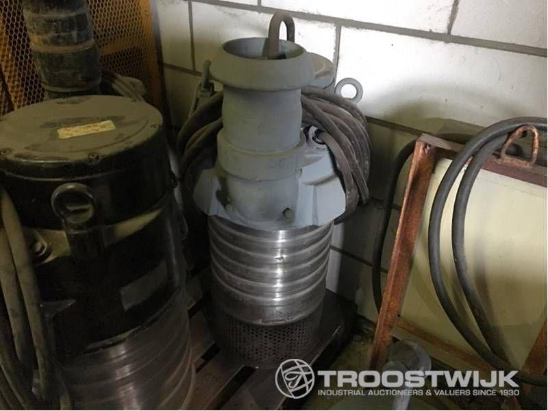 Entwässerungspumpe