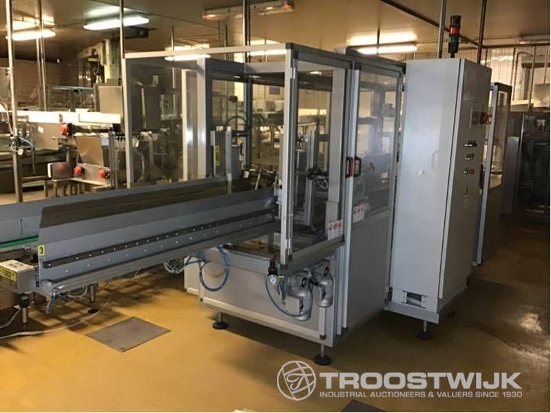 S / s Formmaschine für Kartons mit Klebemaschine
