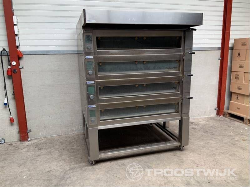 Bäckerei Boden Ofen