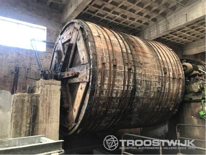 Holztrommel