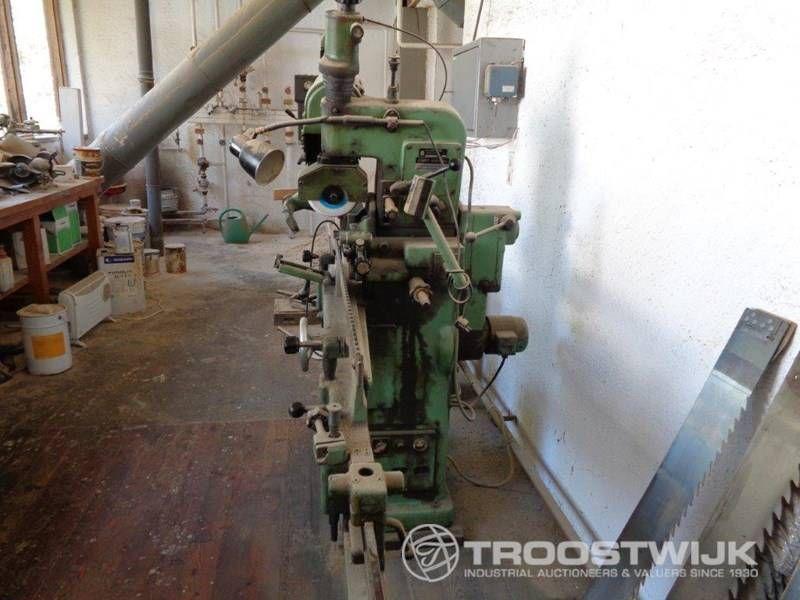 Schärfmaschine / Schleifmaschine