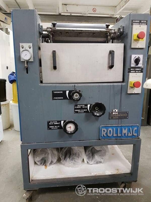 Walzenauftragsmaschine