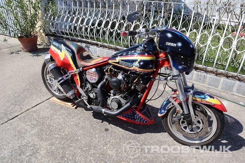 Motorrad (L3) Harley Davidson Lowrider FLR1200