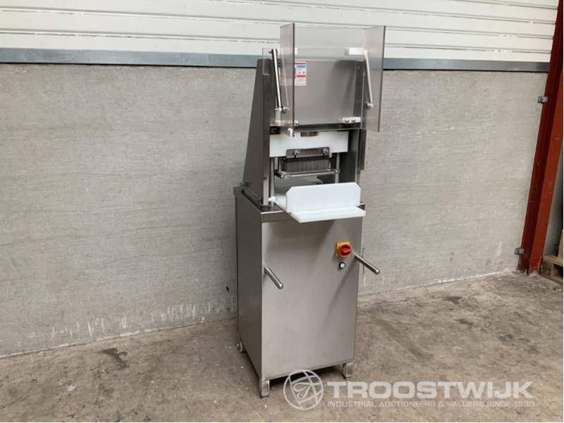 halbautomatische Fleischzerkleinerungsmaschine