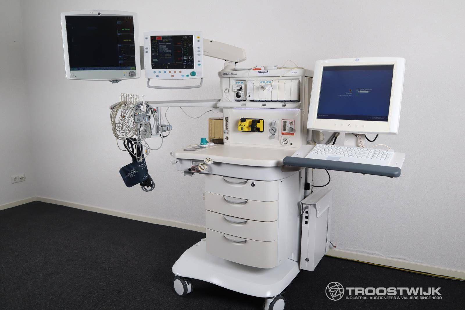 Anästhesie-Beatmungsgerät