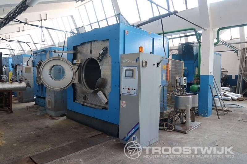 industrielle Textilwaschmaschine