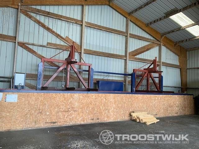 Holzbehandlungstank