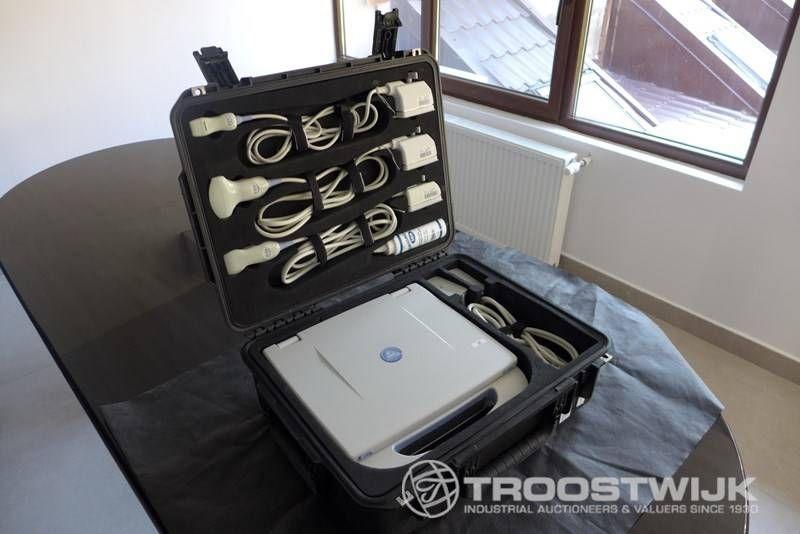 Doppler-Ökographiemaschine mit 5 Sonden