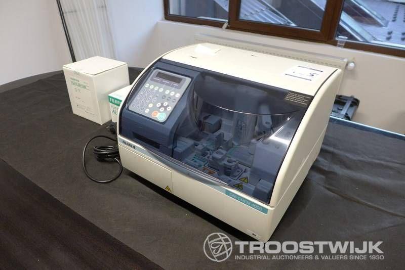 Plasmaabscheider de automatización