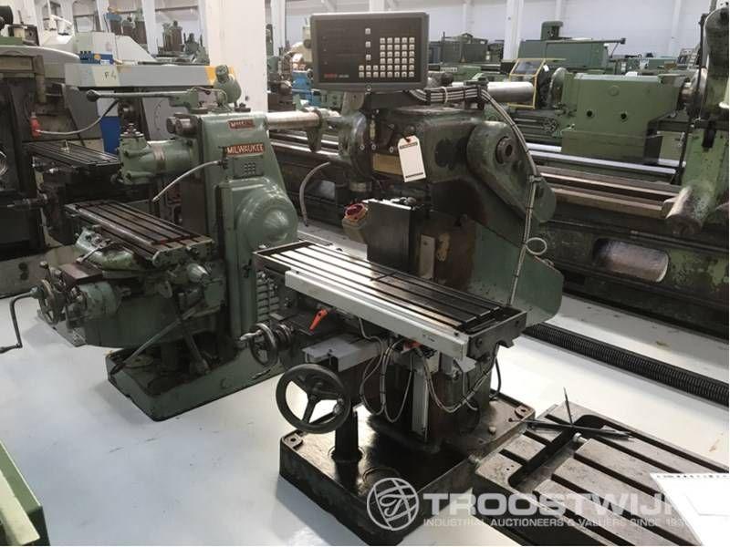horizontale Fräsmaschine