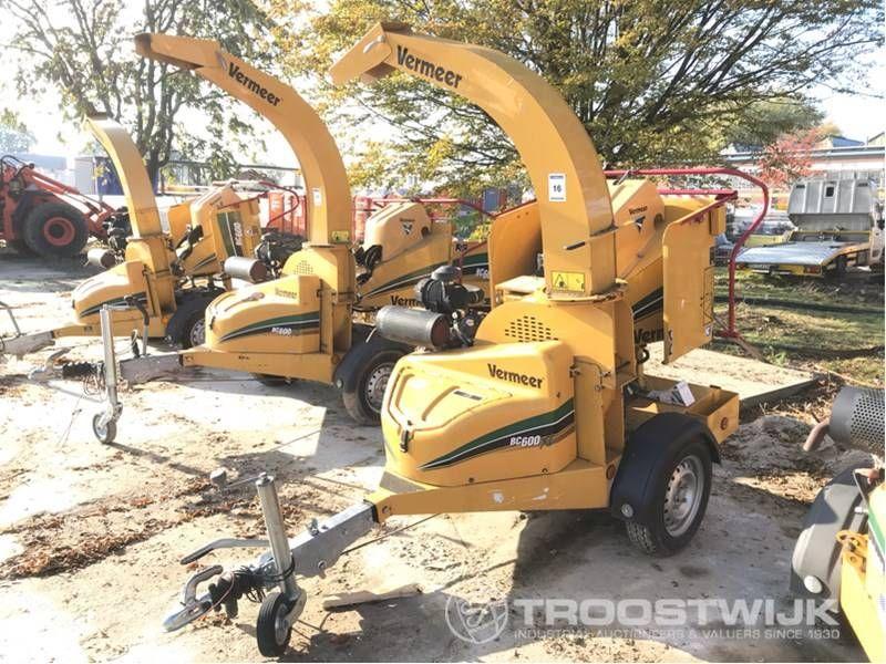 Holzhackmaschine