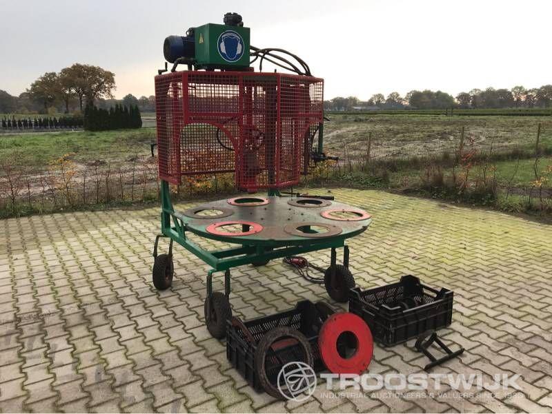 Carroussel-Schneidemaschine