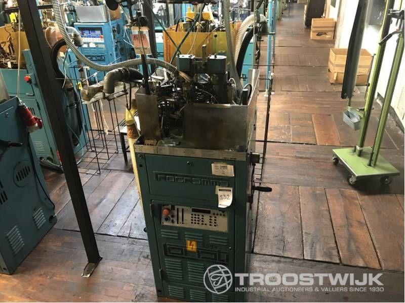 andere Ausrüstungen für die Textilindustrie