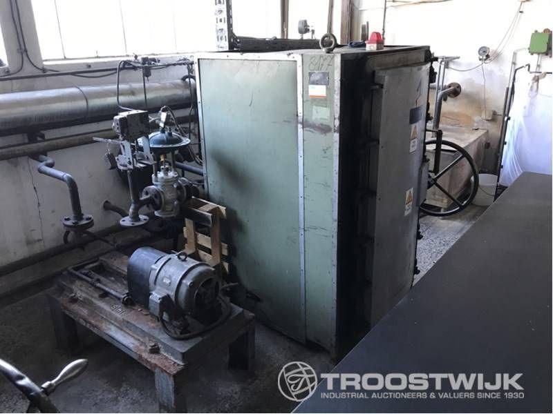 motore a vapore