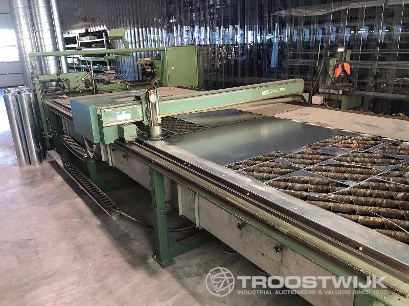 CNC-Plasmaschneidemaschine