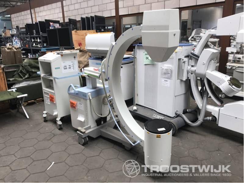 kompaktes C-Bogen-Röntgensystem