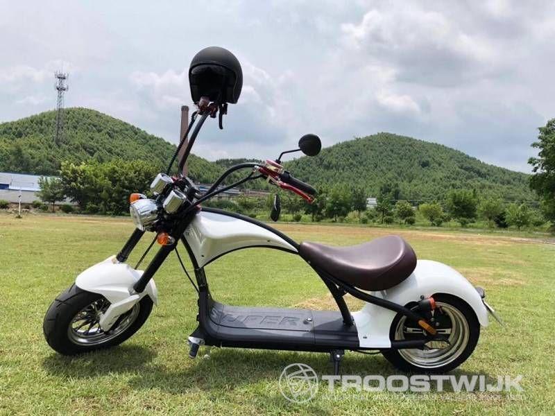 электрический скутер