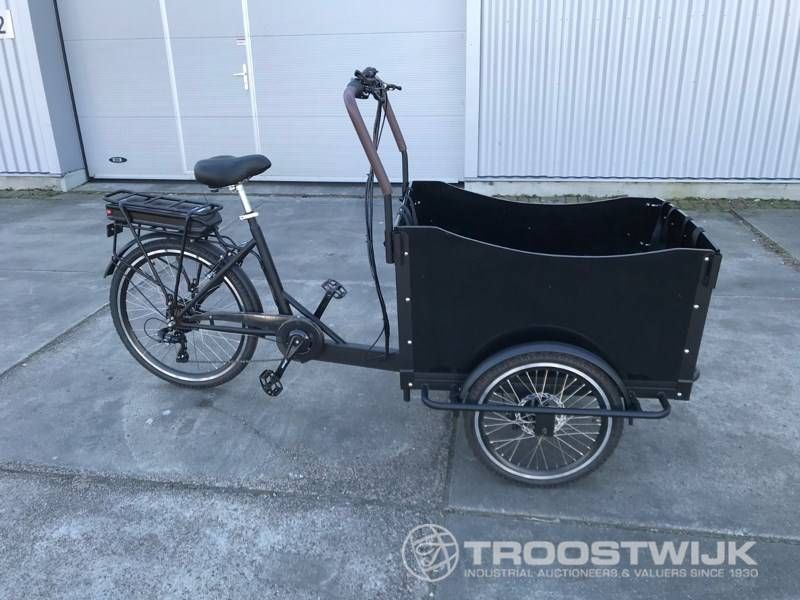 elektrisches Lastenrad