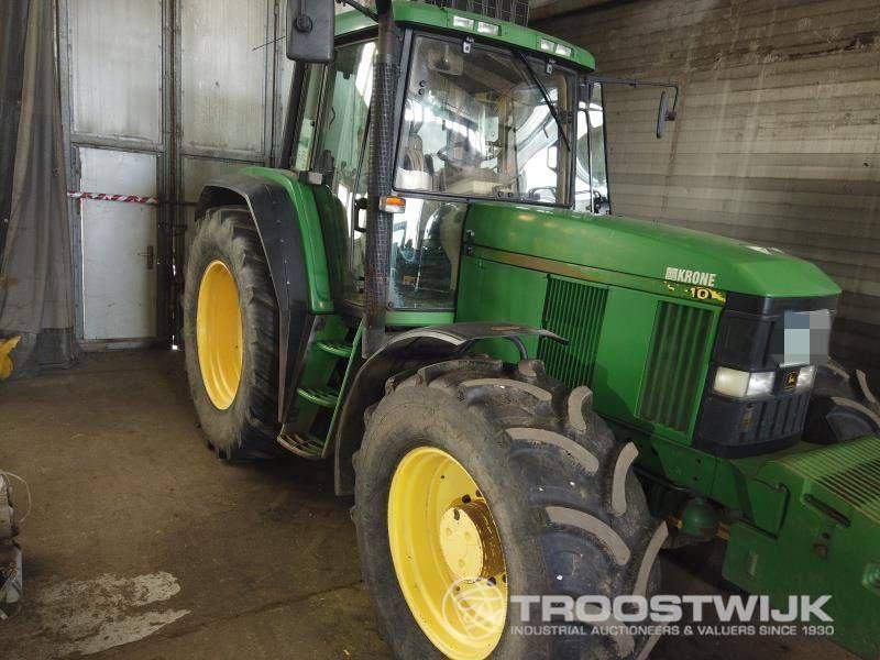 Landwirtschaftliche Traktoren