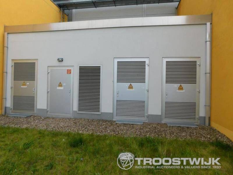 mobile Betoncontaineranlagen