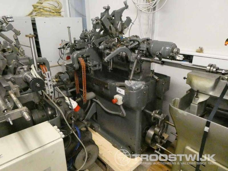 автоматизация Spindelstockdrehmaschine