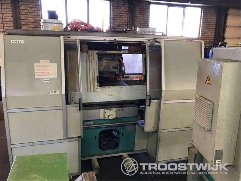CNC-Schleifmaschine