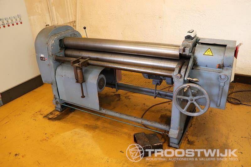3-Walzen-Biegemaschine