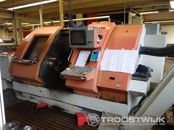 CNC Schrägbettdrehmaschine