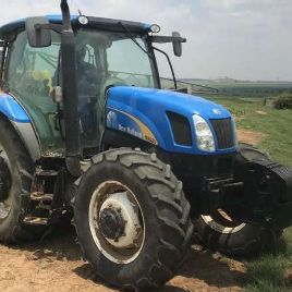 New Holland T6020 2014 model Tractors