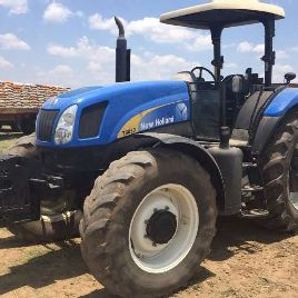 New Holland T6050 2014 model Tractors