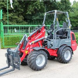 Weidemann 1260 PLUS