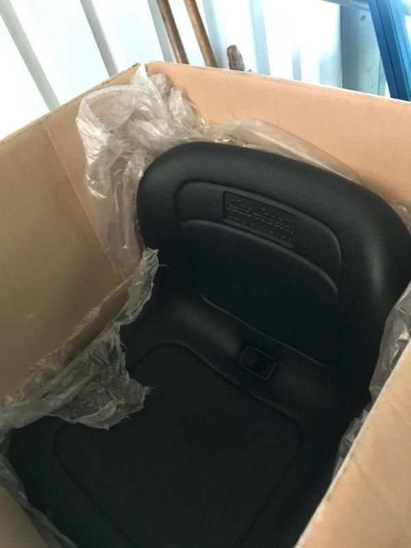 Maschinensitz - neu