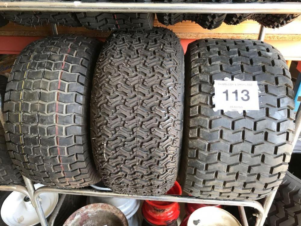 Duro 18x8.50-8 Rad & Reifen, Carlisle 20x8.00-8 Rad & Reifen, Carlisle 18x9.50-8 Rad & Reifen