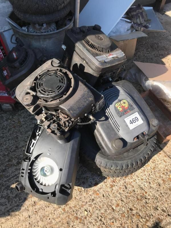 Große Menge Motoren für Ersatzteile / Reparaturen