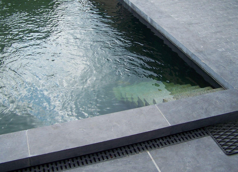 1 Satz Wandverkleidung oder (schwimmender) Teichrand-Blaustein