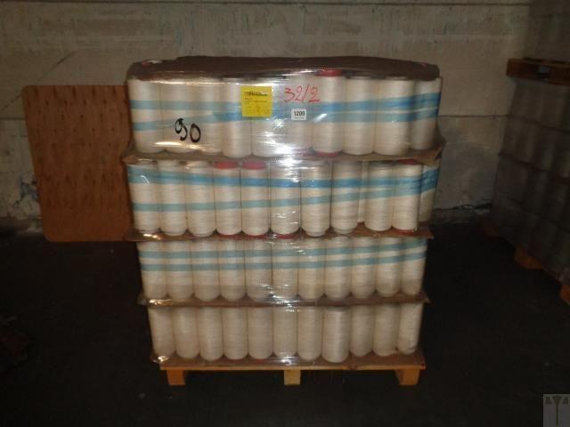 275 kg Viskose 16/4 Eierschale