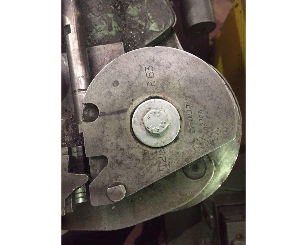 Rohrbiegemaschine - VEENSTRA - EXPRESS BEND EB 32 E