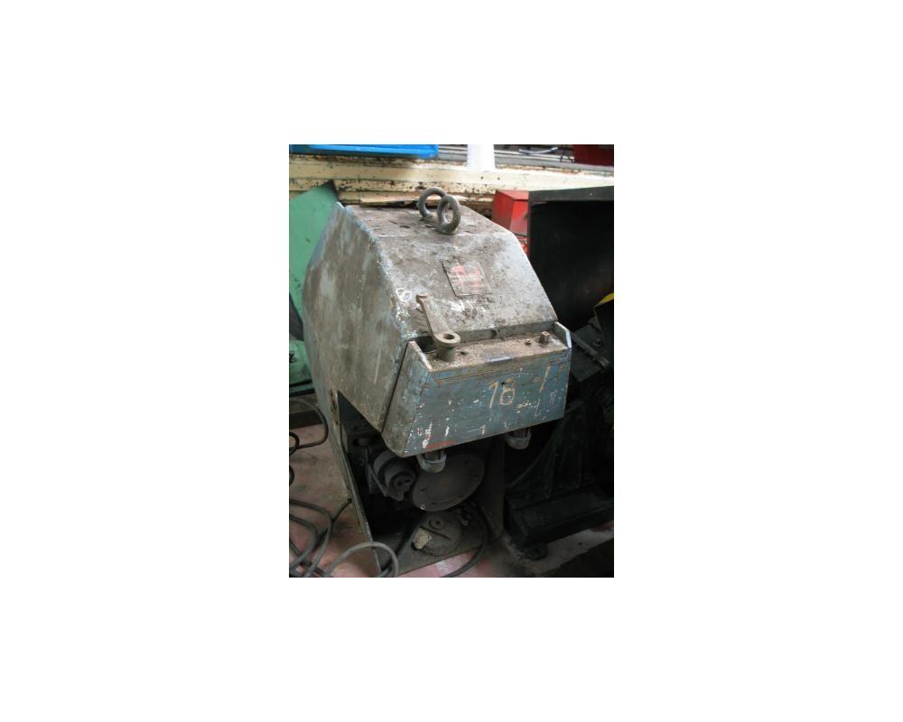 Abschrägmaschine für Blech - PULLMAX - X 91